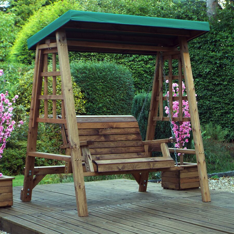 Two Seat swing arbour