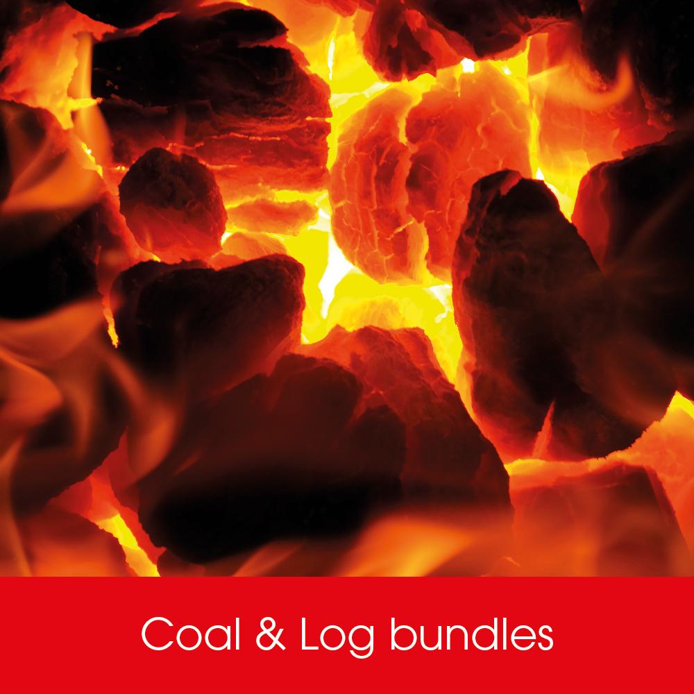 Shop Coal & Log Bundles
